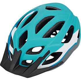Cube Pro Cykelhjelm, mint'n'white